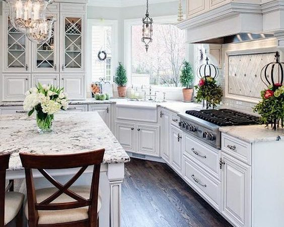 Design Tips For Your Dream Kitchen